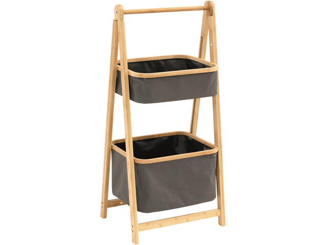 Outwell Padres Storage Rack M black